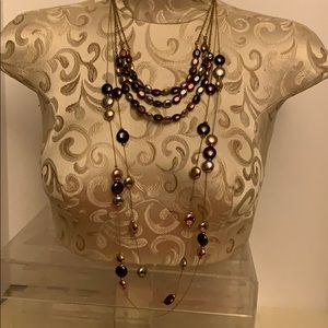 NWT Kim Rogers necklace GET1FREE